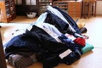 まずはぜひ一度、衣類を全て一箇所に出してみてください! - キラキラのある日々