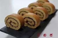 ジャムロール - パン・お菓子教室 「こ む ぎ」