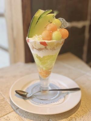 999、Patisserie Georges Marceau - ossanmama@福岡 の外食日記