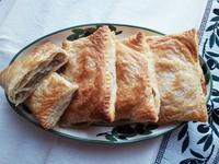 たまねぎのパイ - プーリア家庭料理図鑑
