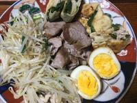 ニラ饅頭  煮豚  煮卵 と銀座のすずめ黒麹 - ギャラリーとーちきの夢布布日記