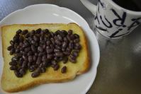 小豆を炊いた梅雨尋常じゃないけど梅雨 - hanasdiary.exblog.jp
