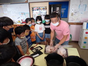 2020年7月11日学童さんデカ盛り丸ごとゴロゴロカレー74皿分 - 衣川圭太の外遊び日記と一般社団法人マミー(マミー保育園・マミー学童クラブ)の出来事