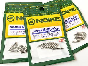 NOIKE TGネイルシンカー - WaterLettuceのブログ