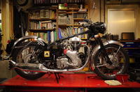 1960 VELOCETTE VIPER キャブ交換~キャブは消耗品~ - Vintage motorcycle study