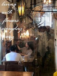 いきなり花教室 -  Flower and cafe 花空間 ivory (アイボリー)
