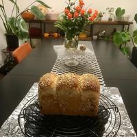 シェイプミックスメープル食パン - カフェ気分なパン教室  *・゜゚・*ローズのマリ