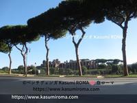ローマ現在「チルコ・マッシモ」⑭と、この夏のお楽しみ♪ ~ Circo Massimo ~ - 「ROMA」在旅写ライターKasumiの 最新!ローマ ふぉとぶろぐ♪