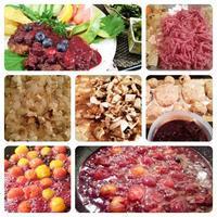 ■オンライン飲み会メインレシピ【豆腐入りハンバーグ&特製トマトベリーソース】 - 「料理と趣味の部屋」