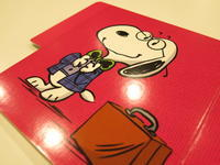 """""""JOE PREPPY / THE MAny FACE OF Snoopy #2""""ってこんなこと。 - THE THREE ROBBERS ってこんなこと。"""