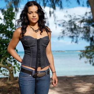 ミシェル・ロドリゲス(Michelle Rodriguez)・・・美女落ち穂拾い200712 - 夜ごとの美女