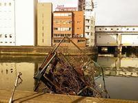 朝の晴れ間、蒸し暑さ-中川製作所ー - 美術・中川製作所