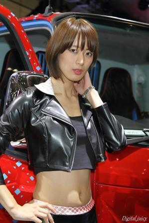 笑也 さん(日野自動車 ブース) - Digital juicy