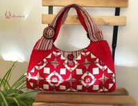 パッチワークのバッグとおやつ - Quilt Mary's