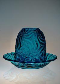 Baccarat Rosaces Multiples Blue Candle Holder - GALLERY GRACE ギャラリーグレース BLOG