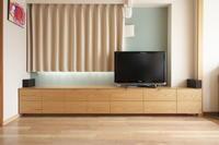 2020.7.13テレビボード施工 - ATTRACT VOICE