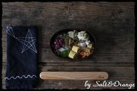 紫陽花をドライに&お弁当 - Salt&Orange時々Pepper
