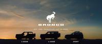Ford Bronco 2021 - Never ending journey