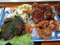 2020.06.17 殿食事でござる定食 - ジムニーとハイゼット(ピカソ、カプチーノ、A4とスカルペル)で旅に出よう