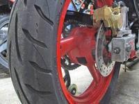 Y田サン号 TZR250(1KT)のタイヤ&チェーン&スプロケット交換でプチ問題発覚・・・(笑) (Part1) - バイクパーツ買取・販売&バイクバッテリーのフロントロウ!