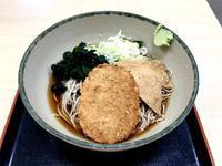 モーニング蕎麦 @ 箱根そば - よく飲むオバチャン☆本日のメニュー
