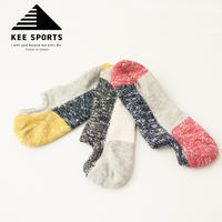 KEE SPORTS [キースポーツ] PANEL SNEAKER SOCKS 3P [KES010] パネル スニーカー ソックス・靴下・MEN'S / LADY'S - refalt blog