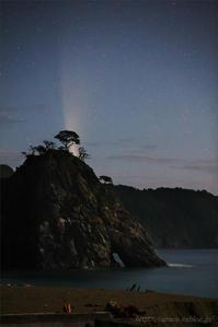 ネオワイズ彗星 (C/2020F3)  7月14日撮影 前半 - 遥かなる月光の旅