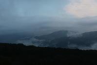 秩父美の山公園の展望台からの雲海ラスト - 日本あちこち撮り歩記