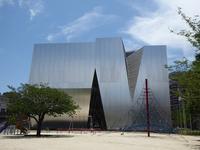 すみだ北斎美術館の建物を見に行ってみた♪久しぶりの両国散歩♪ - ルソイの半バックパッカー旅