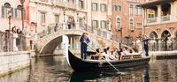 《ヴェネツィアン・ゴンドラ》夢心地の景色 - 太陽に嫌われた母ちゃんの色々