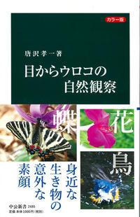 「目からウロコ」の話 - 自然観察大学ブログ