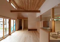 須坂の曲り家 - 安曇野建築日誌