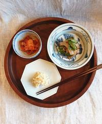 4月○○日山菜 - 駅西の小さなご飯屋