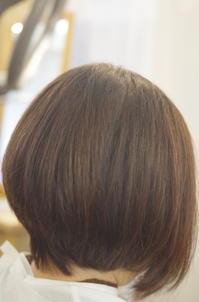 ショートボブ - 吉祥寺hair SPIRITUSのブログ