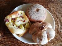 オイルフリーのヴィーガンパン - 好食好日