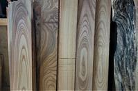 欅挽き板  ラフ挽き - SOLiD「無垢材セレクトカタログ」/ 材木店・製材所 新発田屋(シバタヤ)