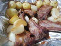 夏は豚肉...スペアリブで! - tokoya3@