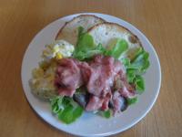 朝からローストビーフと、オムライス - Hanakenhana's Blog
