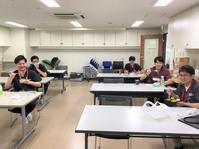 先生方のお昼の様子♪~ソーシャルディスタンス実行中~ - 長崎大学病院 医療教育開発センター           医師育成キャリア支援室