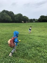 雨の日の工作と泥遊び - 茅ヶ崎藤沢の青空自主保育てぃだのふぁブログ