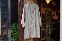 "Vintage Duster Coat / Made in USA. MANHATTAN UNIFORM CO. CHICAGO. - biscco ""Men's Blog""  ( 仙台 古着屋 biscco )"