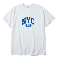 "68&BROTHERS S/S Print Tee ""NYC68"" - trilogy news"