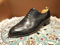 特注品の修理靴 - 銀座ヨシノヤ銀座六丁目本店・紳士ブログ