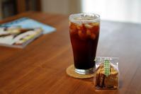 アイスコーヒーとクッキーと - ぶん屋の抽斗