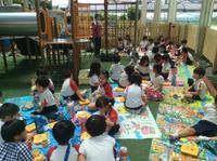 みかづきスペシャルランチ★ - みかづき幼稚園のブログ