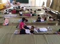 みかづきお昼寝タイム★ - みかづき幼稚園のブログ