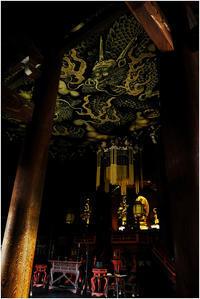 天井絵 - HIGEMASA's Moody Photo