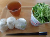 三つ葉ラーメン、シイタケのリゾット - Hanakenhana's Blog