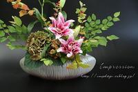 定期装花からユリ「エレナ」 - Impression Days