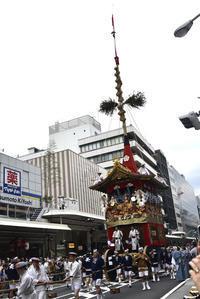 祇園祭・前祭・山鉾巡行 - バリ島大好き